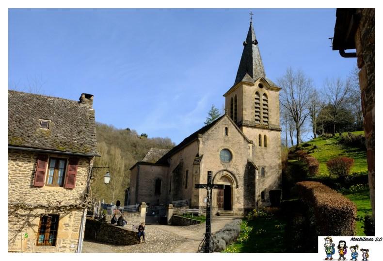 belcastel iglesia