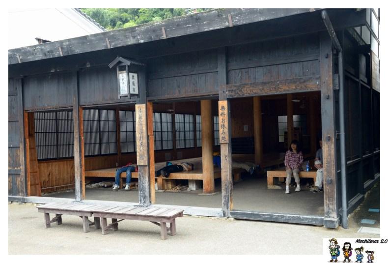 tsumago japon