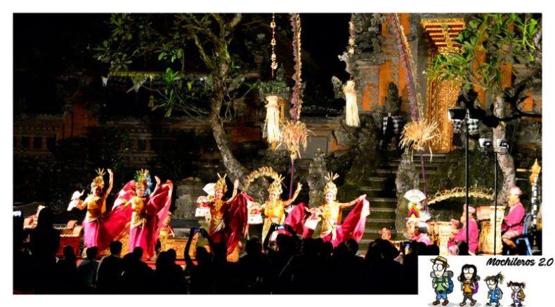 indonesia danzas balinesas