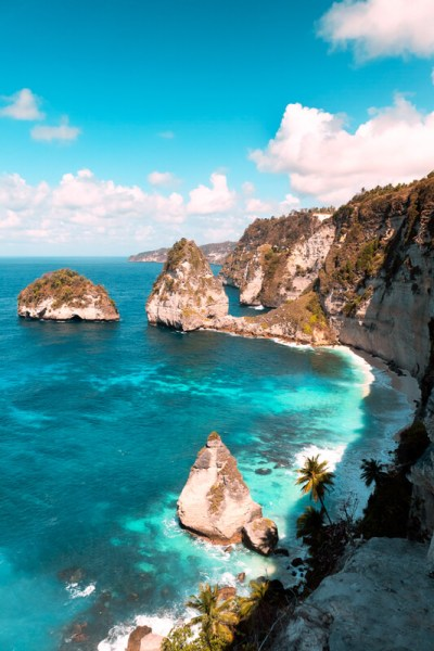 Nusa penida playas que ver Diamond Beach
