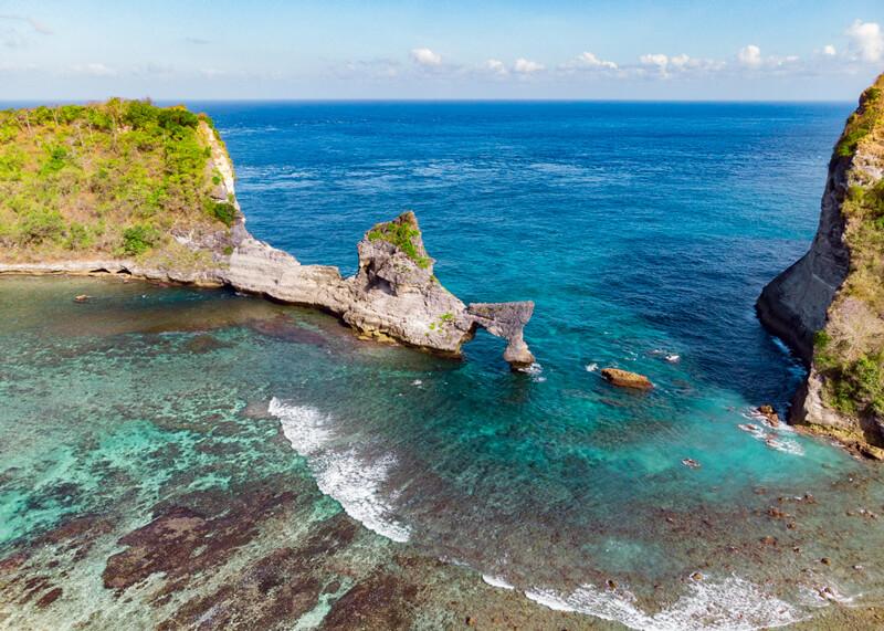 Que ver Nusa penida playas Atuh Beach