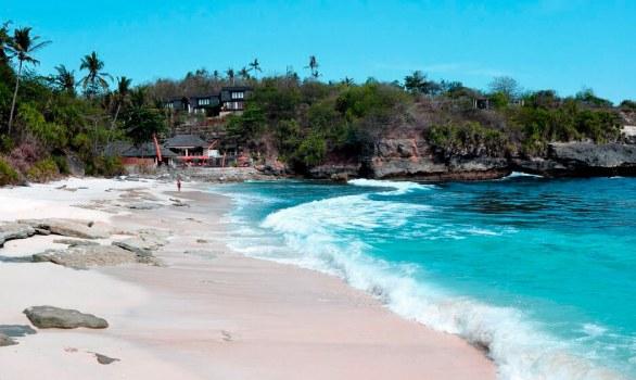 Que ver Nusa ceningan indonesia playas
