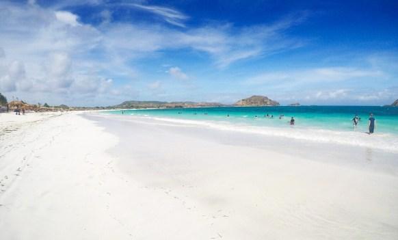 las mejores playas de Lombok Indonesia