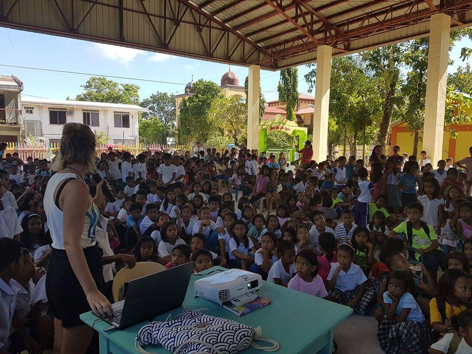 turismo responsable Filipinas proyectos conservacion en siargao