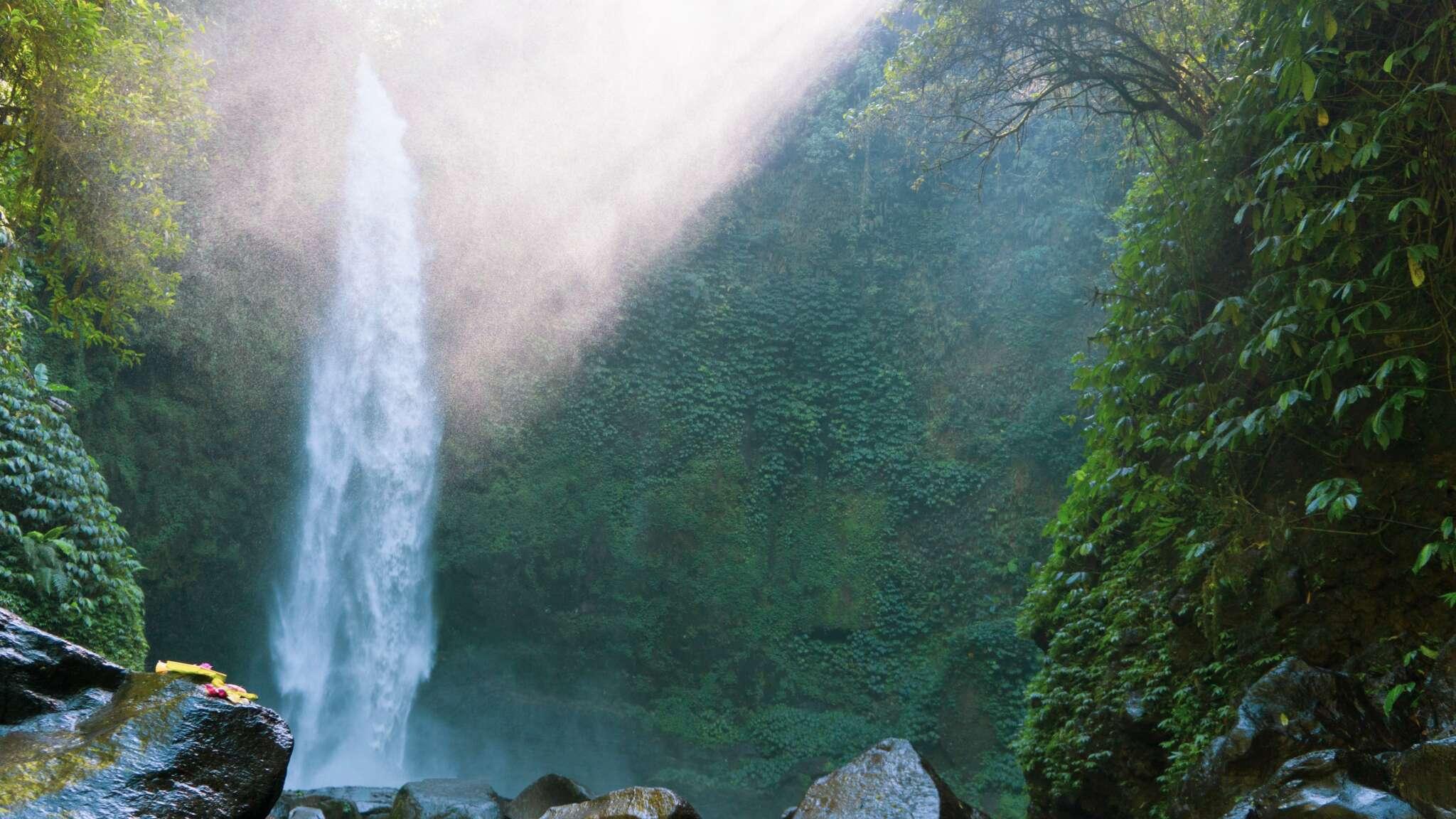 cascadas en Bali indonesia que debes ver