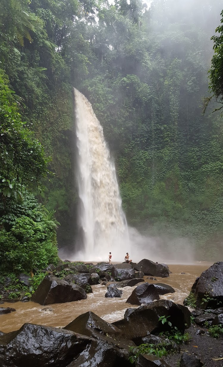 Las cascadas mas bonitas de Bali