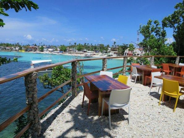 Isla Malapascua comer y dormir