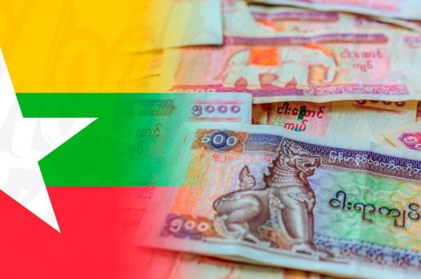 guia de viaje myanmar moneda