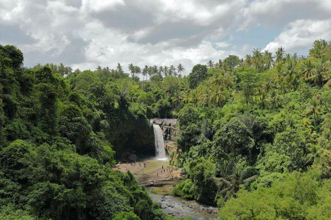 Las cascadas mas bonitas de Bali Indonesia