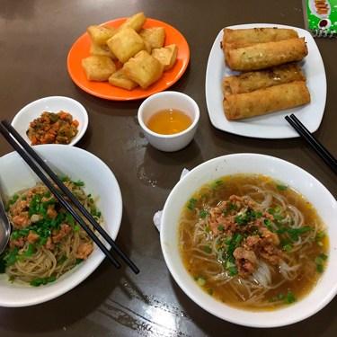 Yangon comer barato y bien