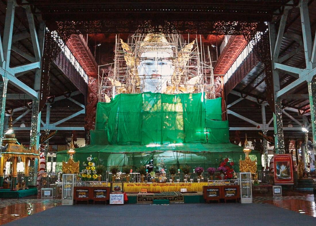 Myanmar Rangun que hacer y ver