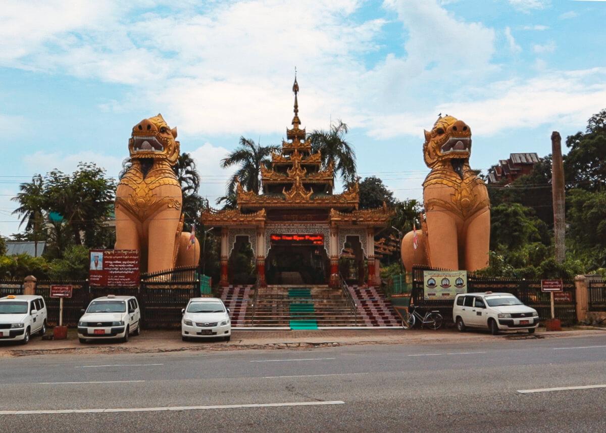 Rangun que ver y hacer templos