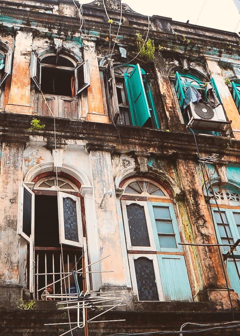 Chinatown Yangon que ver Myanmar