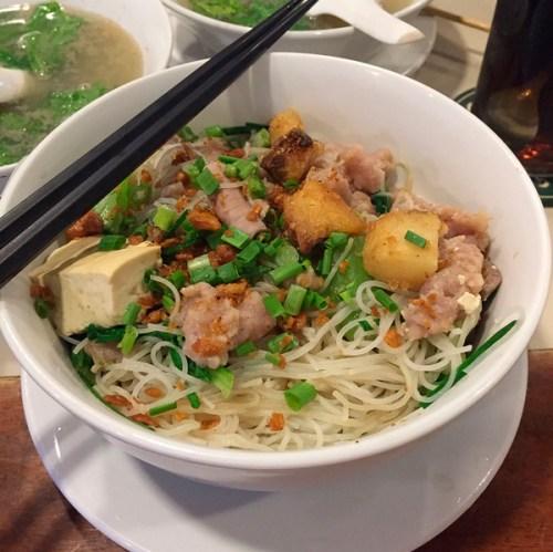 Guia de comida en Myanmar
