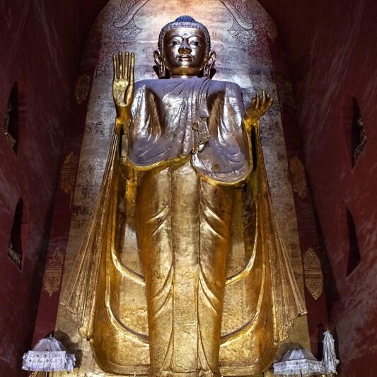 bagan que ver templos mas bonitos