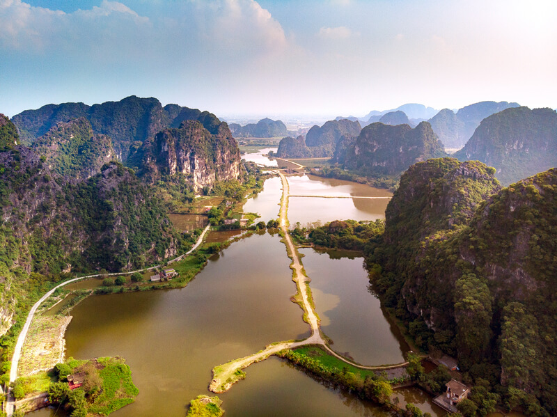 Mucha Caves Ninh que ver
