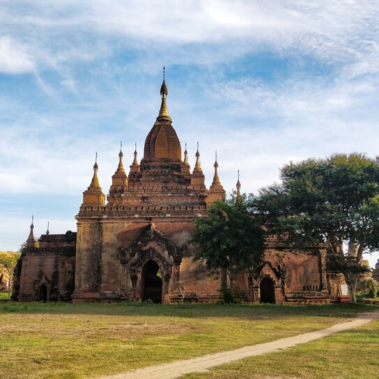 bagan myanmar mejores templos y pagodas