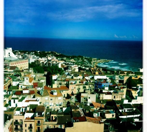 Tarragona Vista Panorámica