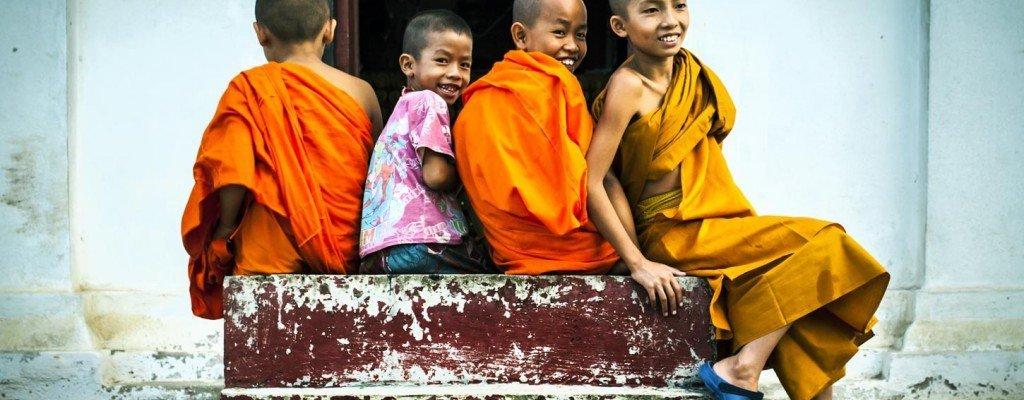 Myanmar-Monjes-Keng-Tung-Birmania
