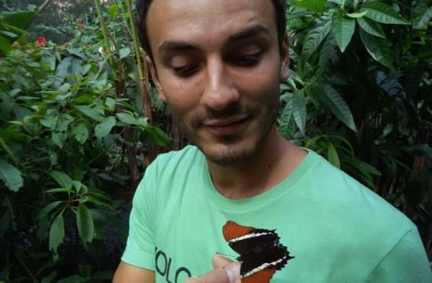 Medellín-Colombia-mariposa-Jardin-Botanico