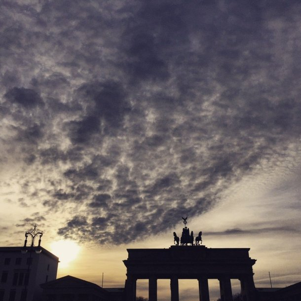 Berlin-Puerta-Brandemburgo