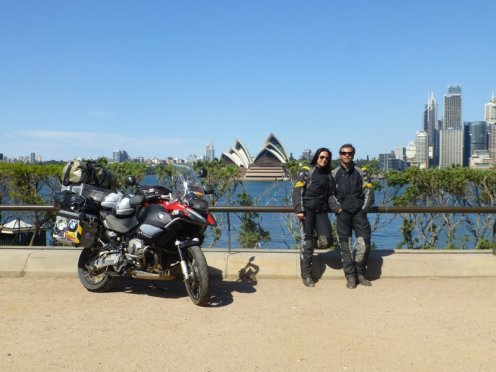 Viajar-en-moto-vuelta-al-mundo-Sidney