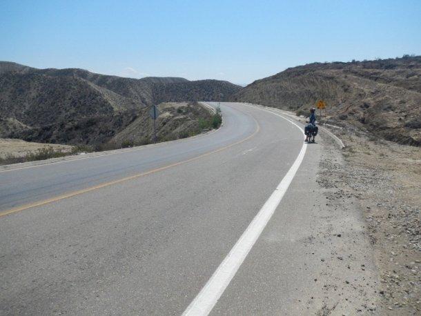 Mexico en bicicleta por Baja California