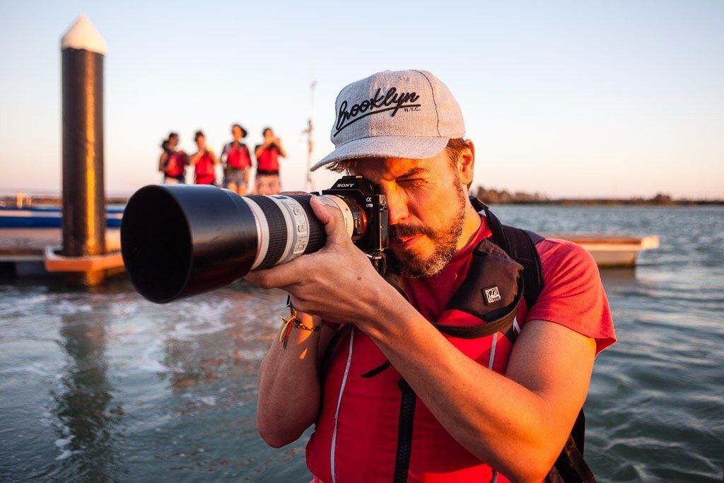 Iosu López, blogger, videógrafo y fotógrafo