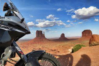 Almundena Teulón, vuelta al mundo en moto