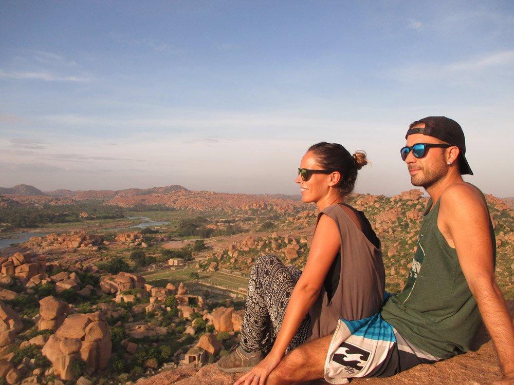 Viviendo por el Mundo, Iván y Erika y sus trucos para hacer un gran viaje
