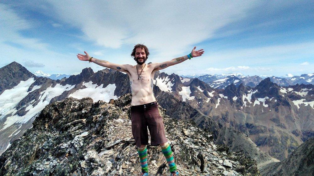 Juan Dual, 7000 kms de aventura y viajar en bici por Latinoamérica