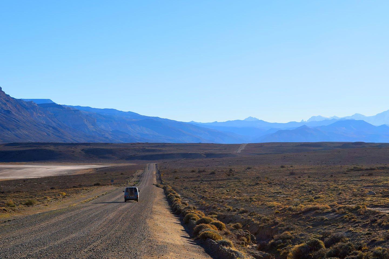 Van Travellers en su vuelta al mundo en furgoneta