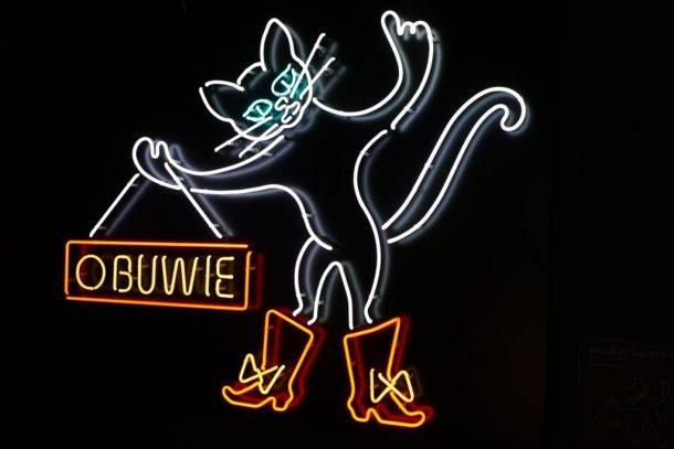 Que ver en Varsovia como el Museo del neon