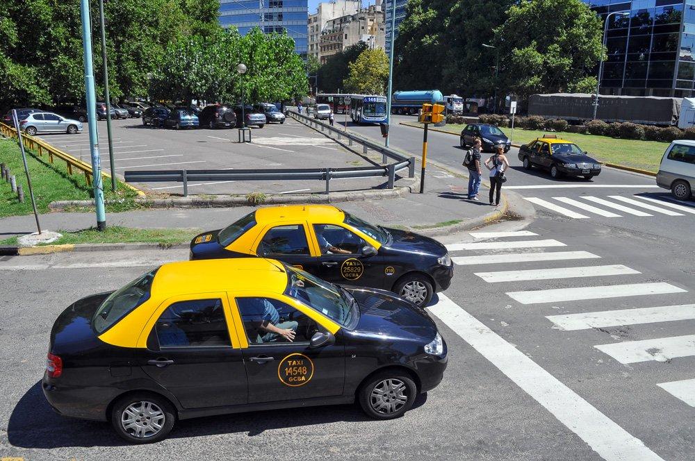 Cómo ir del aeropuerto al centro de la ciudad de Buenos Aires en taxi