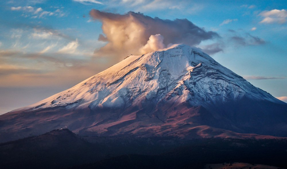 Parque Nacional Iztaccíhuatl-Popocatépetl, una de las excursiones cerca de Ciudad de México