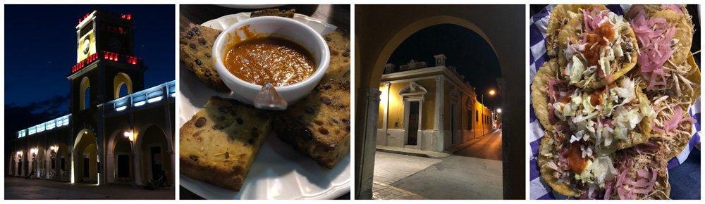 Antojitos de la Cenaduría Los Portales de San Francisco