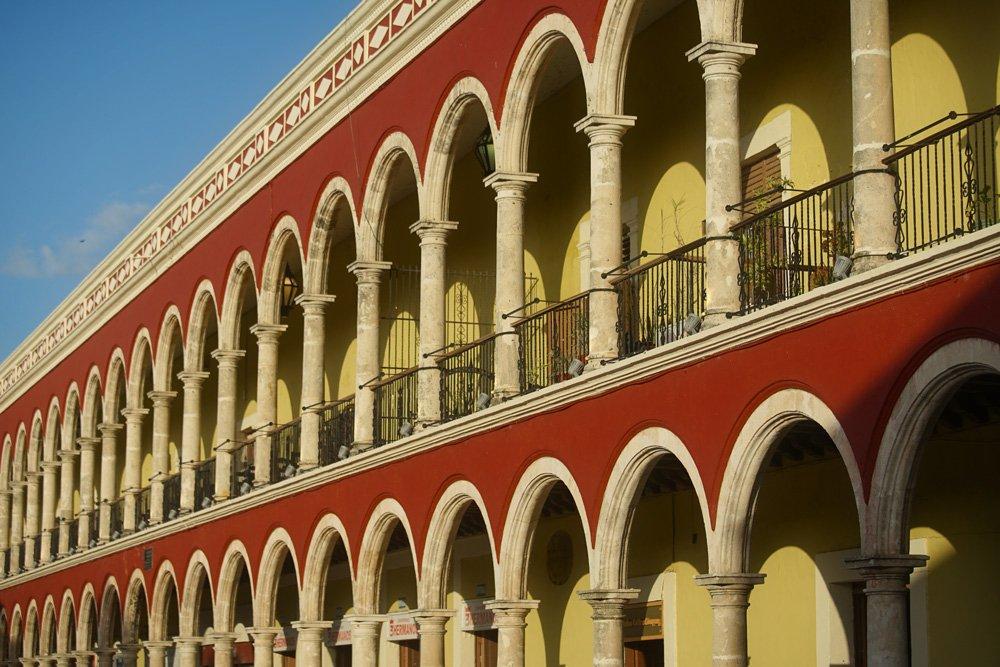 Que ver en San Francisco de Campeche: Parque de la Independencia