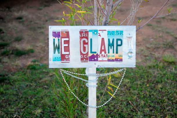 yes we glamp