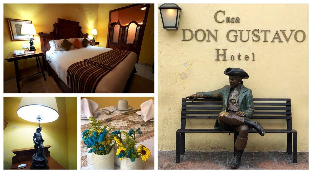 que ver en Campeche: Hotel Boutique Casa Don Gustavo