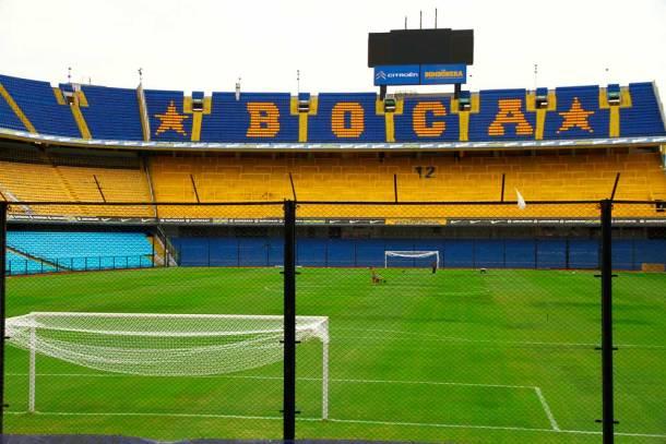 Boca Juniors y River Plate los dos principales equipos de Buenos Aires