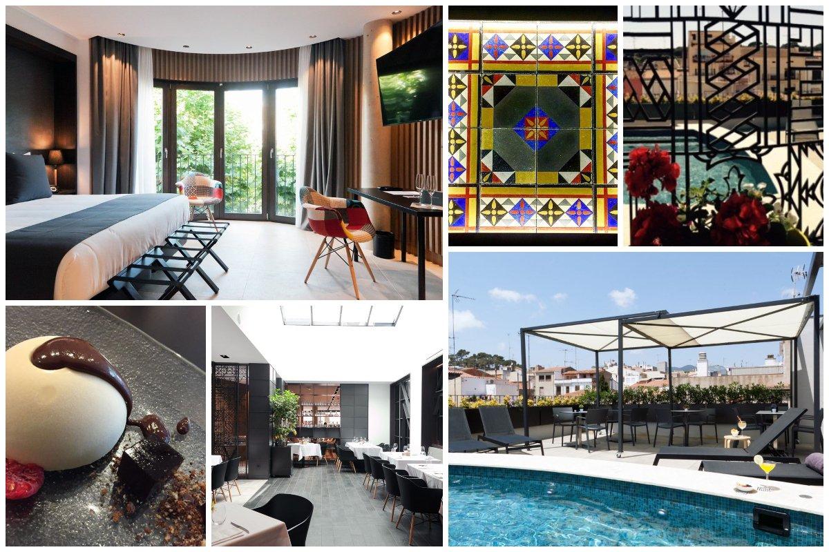 Vila de Arenys hotel en la Costa del Maresme