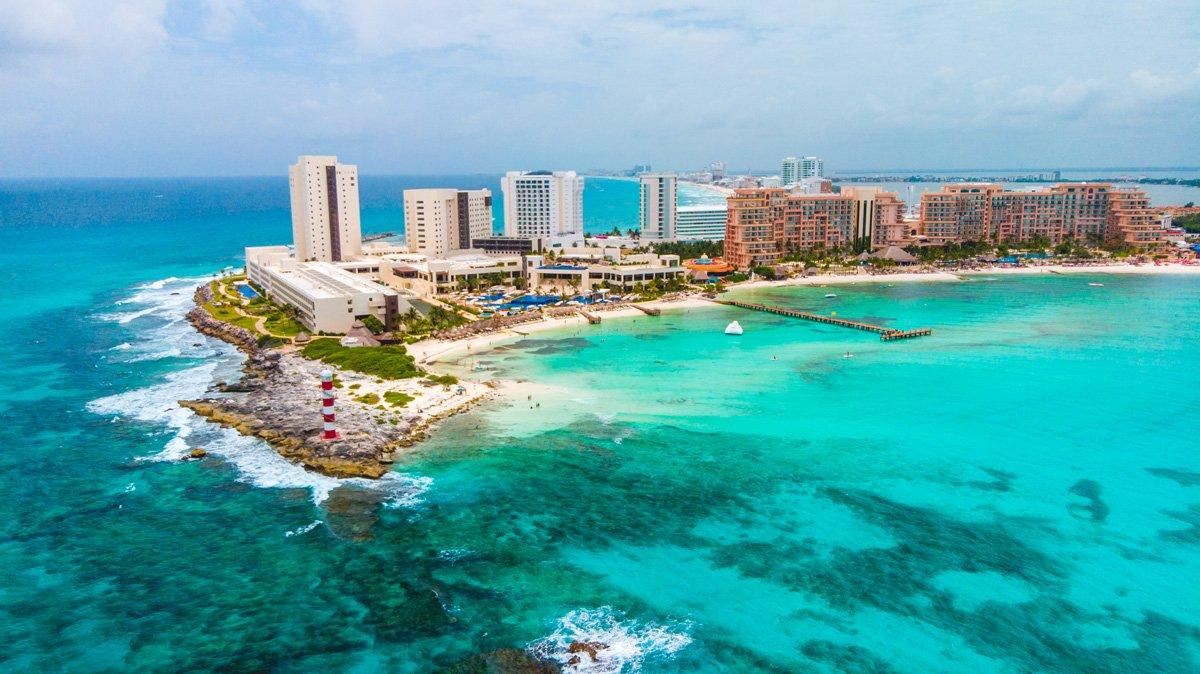 Los mejores hoteles en Riviera Maya