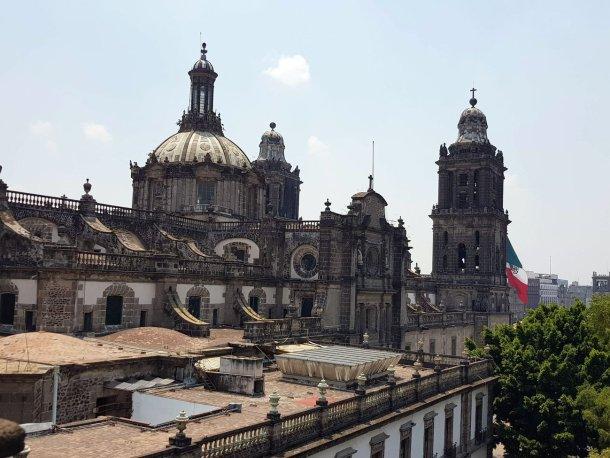 Ciudad de México Catedral