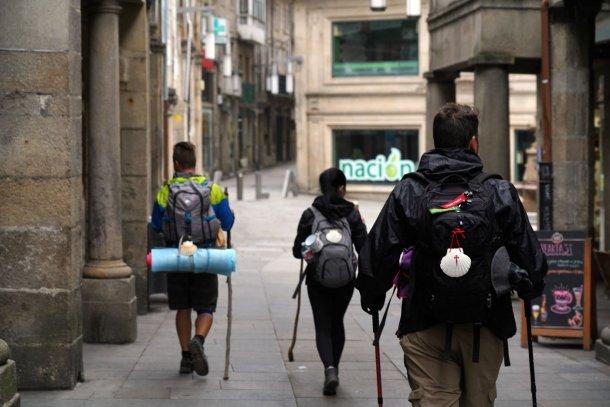 Camino de Santiago Portugués Pontevedra