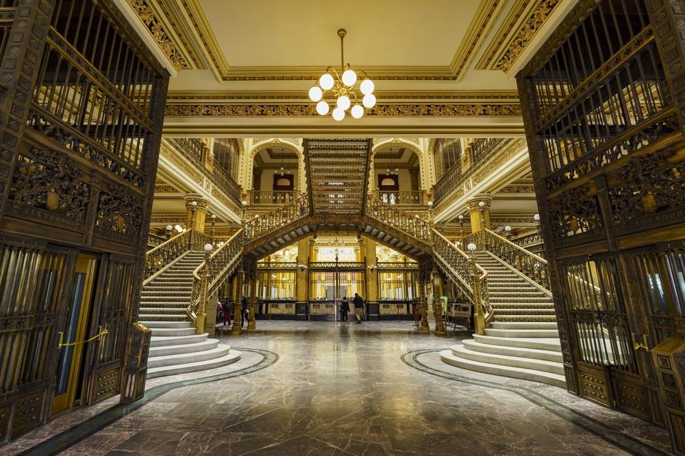 Palacio de Correos de Ciudad de México