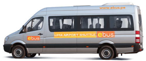 Ebus Lima Airport Shuttle