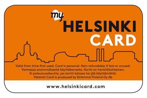 Helsinki Card, tarjeta descuento en actividades y museos