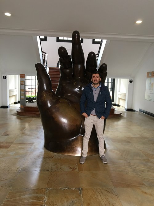 Colombia - museo de botero