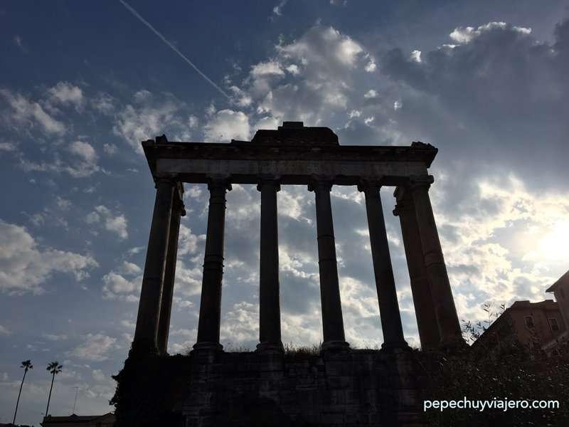 cosas que hacer en Roma