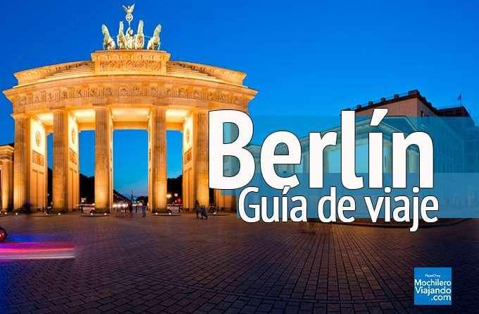 guia de viaje a berlin alemania
